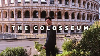 The Incredible Colosseum, The Vatican and Roman Forum | ITALY