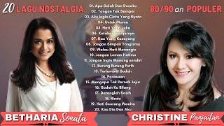 Download Betharia Sonata & Christine Panjaitan Full Album - Lagu Lawas Nostalgia Sedih 80an 90an Terbaik