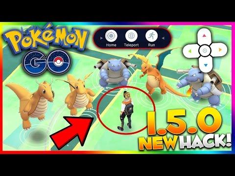*NEW* POKEMON GO HACK! 1.5.0 Updated & NO JAILBREAK + NO COMPUTER NEEDED! (Pokemon Go Mod/Cheat)