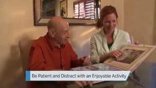 Caregiver Training Part VII: Sundowning | UCLA Alzheimer
