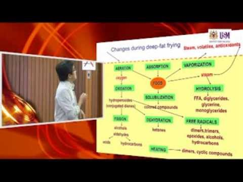 IMK421: Lecture 11 (13th December 2012) — Changes During Deep Fat Frying