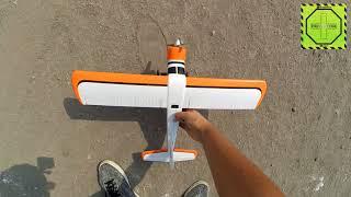 Review Avion XK A600 con vuelo estabilizado 6G y vuelo 3D |DRONEPEDIA