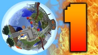 THE #1 FACTION IN THE WORLD! | Minecraft FACTIONS #2 (Fallout Planet)