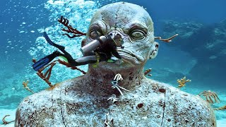 15 Bizarre Underwater Discoveries By Deep Sea Divers