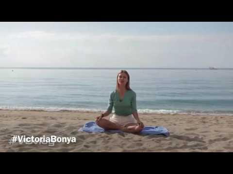 Утренняя медитация с Викторией Боня.