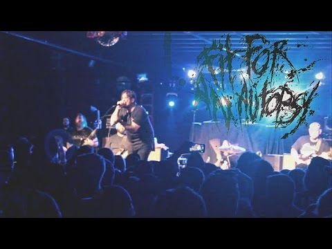 Fit For An Autopsy - Full Set - Carry The Flame Tour 03/17/17 - NJ