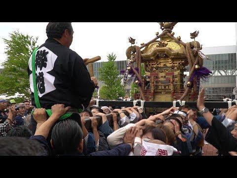 2019 粋旭渡御 ダイジェスト版