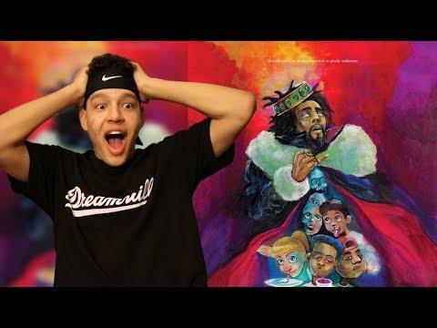 J. Cole- KOD | REACTION/REVIEW