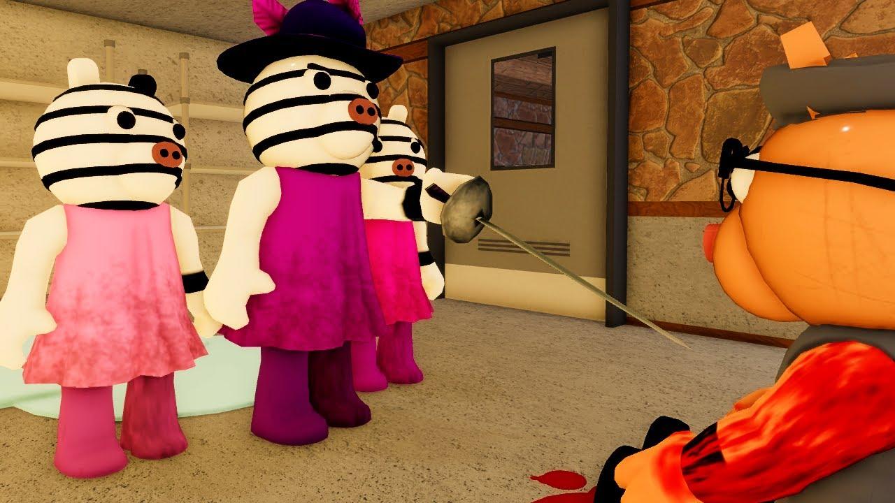 Download ROBLOX PIGGY ZIZZY ORIGIN STORY - SAD
