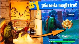 El MAPA Del TESORO de RIBERA REPIPI! Fortnite: Battle Royale