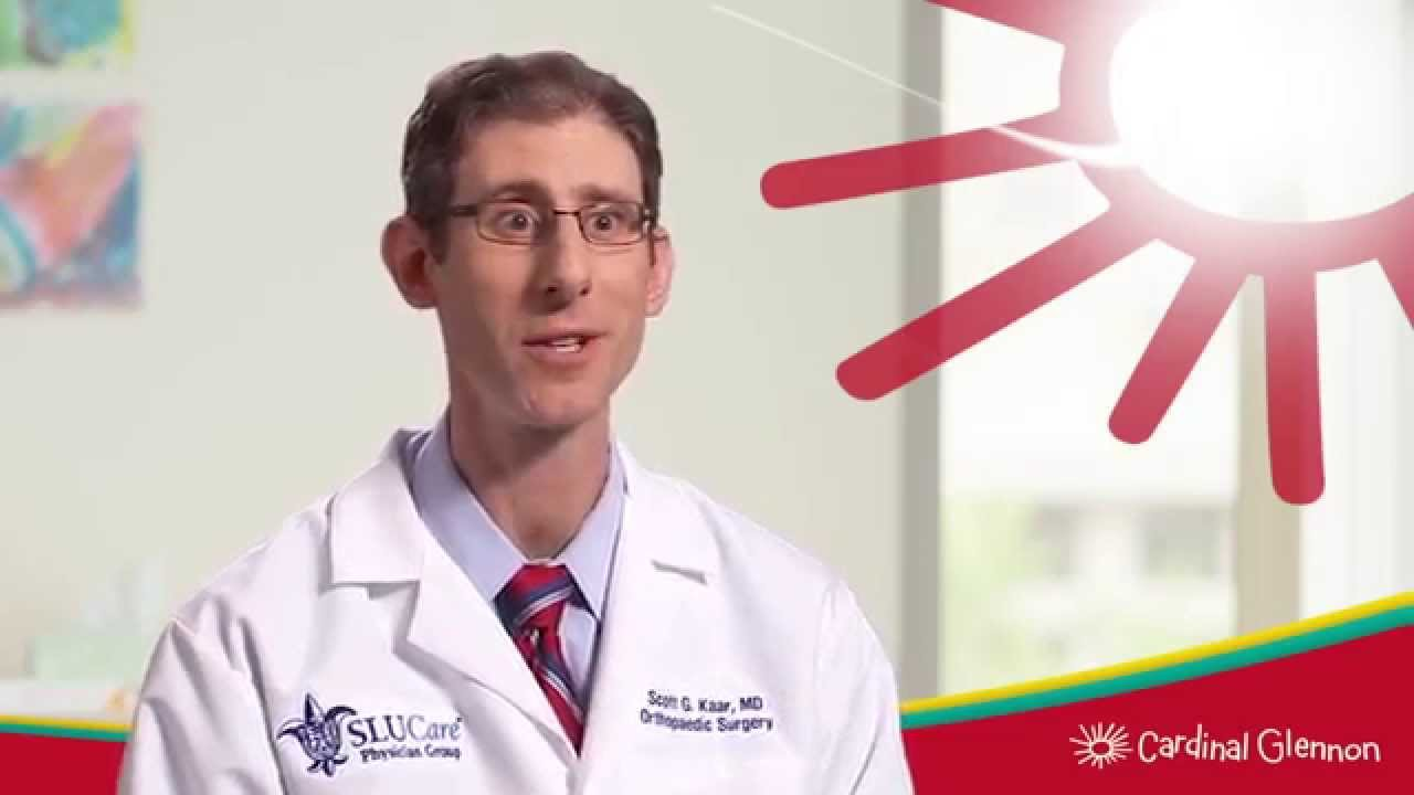 Dr  Scott Kaar, Orthopaedic Surgery | SSM Cardinal Glennon, Saint Louis  University