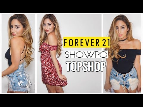 EXPENSIVE Styles for CHEAP  TRY ON HAUL 2017