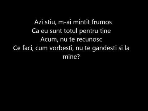 Alina Eremia - A fost o nebunie (Piano Karaoke)