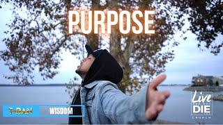 T-RAN WISDOM - Episode 1 #TRANWisdom (Live And Not Die TV)