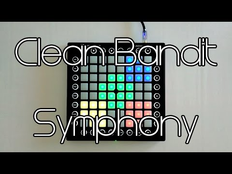 Clean Bandit - Symphony (rpg Instrumental Edit) | Launchpad Pro Cover