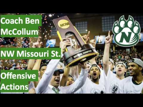 Ben McCollum Northwest Missouri State Actions
