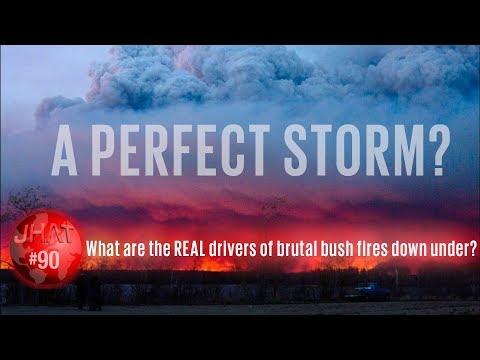 Australian Wild Fires Explained