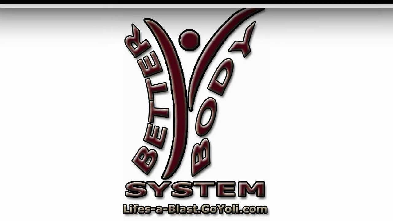 yoli better body system pdf