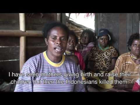 West Papua - The secret war in Asia