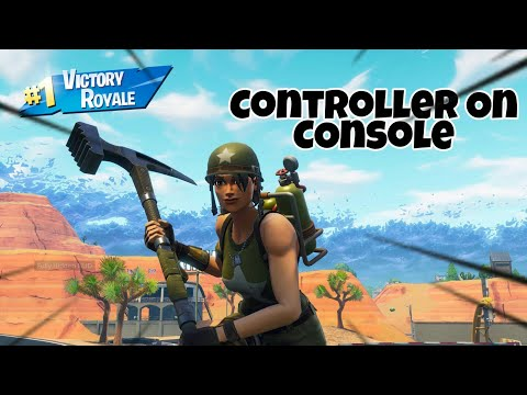 Best Console Fortnite Player