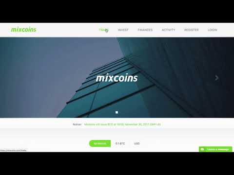 MixCoins Exchange Review by FXEmpire