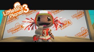 LittleBigPlanet 3 - NEWTON The Greatest of Bunkum (100 hearts special) [Film/Animation]