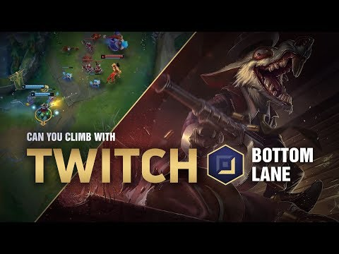 How Good Is Twitch Bottom Lane? | League of Legends Patch 9.3 - Patch 9.4