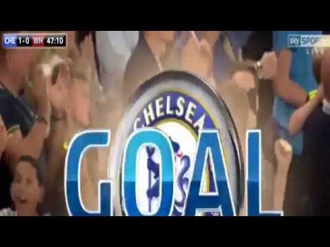Chelsea vs West Ham United 2-1 All Goals & Highlights Match Premier League 2016