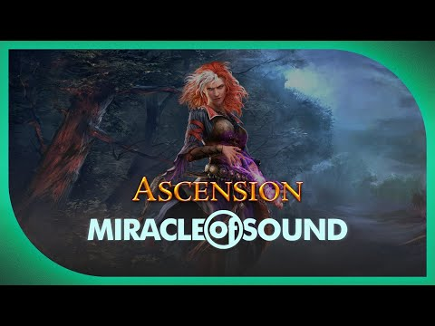 DIVINITY ORIGINAL SIN 2 SONG - Ascension by Miracle Of Sound ft  Karliene  (Symphonic Metal)