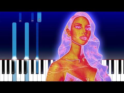 Matthaios - Catriona (Piano Tutorial)