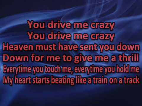 SHAKIN' STEVENS YOU DRIVE ME CRAZY 1980 - YouTube