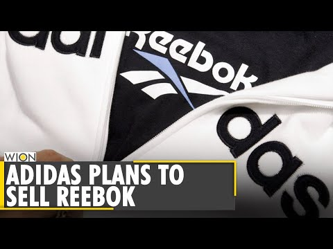 Adidas To Sell-off Long-struggling Reebok | Business and Economy | WION | English News