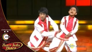 Dance India Dance Season 4 January 11, 2014 - Biki Das & Jeet Das