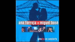 Ana Torroja y Miguel Bose en (Girados CD-1)