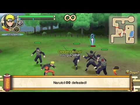 Naruto Impact прохождение на русском часть 1(1)