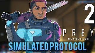 [2] Simulated Protocol (Let's Play Prey: Mooncrash w/ GaLm)