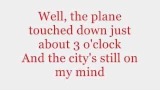 Zac Brown Band- Toes (Lyrics)