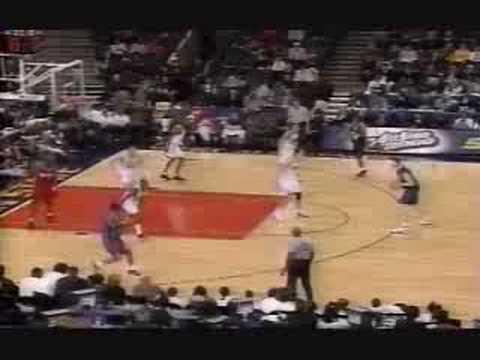 2000 NBA Rookie Challenge part 2/7