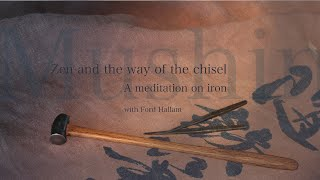 Zen and the way of the chisel.