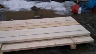 Upgrades To My Homemade Bandsaw Mill Here On The Off Grid Homestead