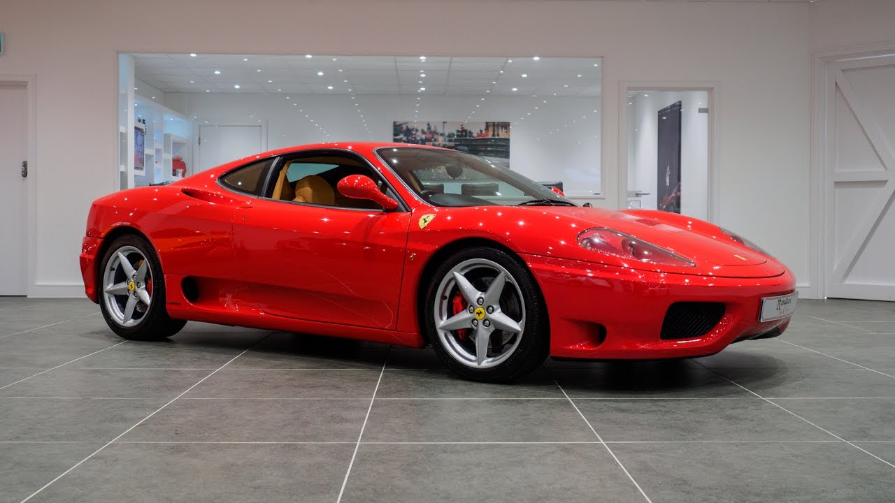 Now Sold Ferrari 360 Modena For Sale At Autostore Youtube