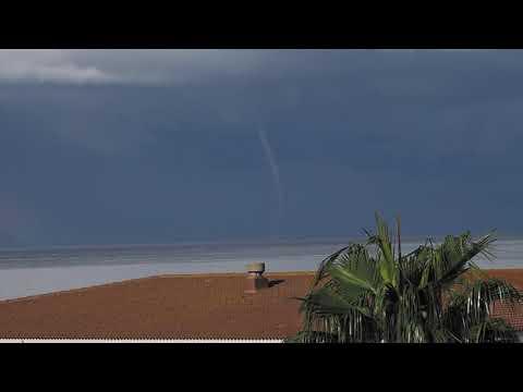 Tornado en Tarifa