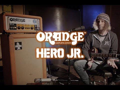 Ken Rose of Hero Jr and Orange Amps - OR50 Head