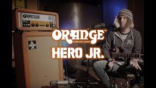Gambar cover Ken Rose of Hero Jr and Orange Amps - OR50 Head