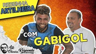 NEYMAR, SANTOS, SELEÇÃO BRASILEIRA E MUITO MAIS - GABIGOL NO ALÊ OLIVEIRA RESPONDE #20