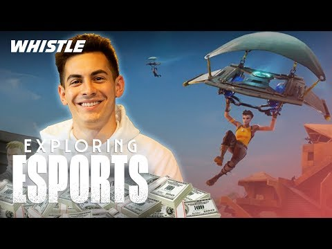 How Gamers Make MILLIONS From Esports   FaZe Censor & Sceptic