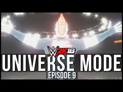 WWE 2K18 | Universe Mode - 'JINDER UNHINDERED?!' | #09