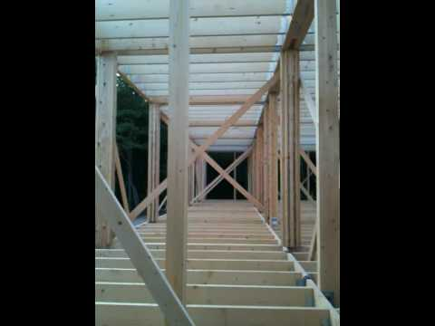 Philip's self build house