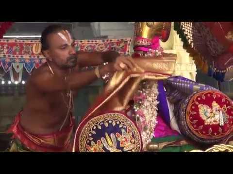 Kanchi Varadarajan - Thoopul Sri Desikan Mangalasasanam at Varadarajan Temple -  Part 01_27m 39s