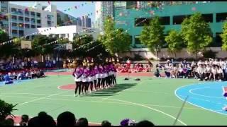 張沛松紀念中學—啦啦隊比賽(中信社)